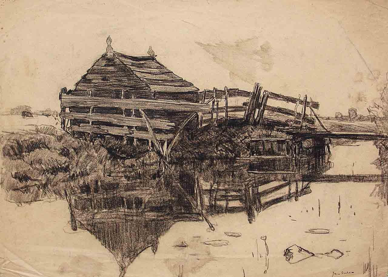 Drawings - Jan Sirks